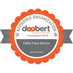 3746 - Tabby Tales Rescue - New Org Badge 2020